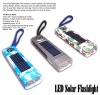 Solar LED Flashlight (XY-2009)