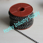 6mm gun metal plated curtain ball chain spool