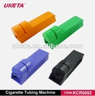 ABS CIGARETTE TUBING MACHINE MANUAL ROLLER CIGARETTE MACHINE TUBING MACHINE FOR CIGARETTES TUBING ROLLER