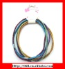 glitter elastic band with heart