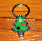 Christmas promotion gift keychain