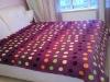 Polyester Raschel Reactive Printed Blanket