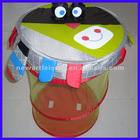 pop up storage hamper/hamper/laundry basket of cartoon/laundry hamper