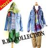 2012 Latest Design Fashion Children Autumn&Winter Denim Jean Jackets(JFZM162)