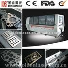 Medium Power CNC Fiber laser cutting machine