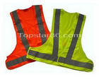 high visibility police traffic usage XXL safety vest