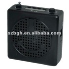 USB Microphone audio amplifier mini PA loudspeaker(AF-26)
