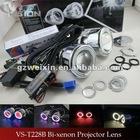 Universal Angel Eye HID Bi Xenon Projector Lens