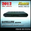 2012 Hot Sales Free To Air Digital Satellite Receiver