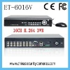 Factory Direct 2011 Hot Seller 16ch video surveillance DVR