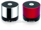 2012 Hot Bluetooth Speaker Portable rechargable with usb/tf/fm for Iphone/Ipad/Mac/PCs