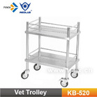 Pet Products/Equipment Cart/ Wheeled Trolley /Pet Trolly /Pet Cart KB-520