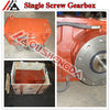 single stage gearbox/speed reducer for single-screw extruder