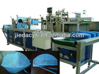 ultrasonic non-woven fabric surgical cap making machine