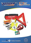 11pcs emergency tool kit