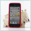 High Quality Silcon case for iphone 5 case