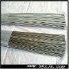 Titanium straight wire
