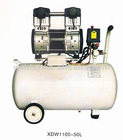 mute oilless compressor