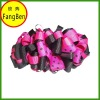 Pretty holiday hair bows for little girls / kids hair accessories (FB013462)