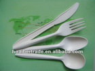 one- off new tableware environmental Biodegradable Cutlery
