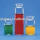 tubular vial