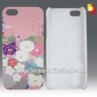 plastic case for iphone5 with custom designs