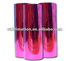 Hot Peel Heat transfer metallic adhesive vinyl