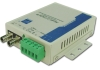 RS485/422 serial optic fiber modem