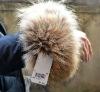 fur hand muffs