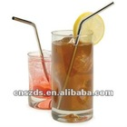 Stainless Steel Drink Straws Bent Reusable OPRAH FAVE