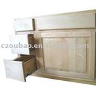 Bamboo Vanity cabinet