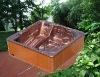 CE certificate spa hot tub , massage buthtub