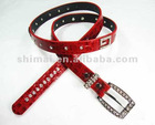 Hot!!!! 2012 new item, factory direct sales, fashion belt for young lady.