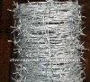 galvanized barbed wire(ISO9001:2008)