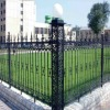 hot!!! outdoor galanized steel fence