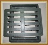 Composite drain grating cover
