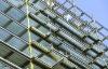 steel floor slab 002 project view