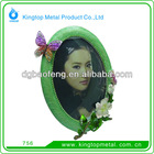 Beautiful expoy oval photo frame