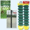 High quality Chain Link Fence (ISO 9001:2008. 15 year factory)