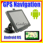 High Quality!! 7 inch GPS Navigator Boxchips A13, 1.2GHZ android 4.0 with WI-FI