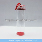 New design clear plastic pencil pouch for promotion XYL-S333