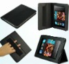 For Kindle Fire HD leather case