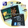 Best Selling 17 Inch TFT LCD Portable DVD Player with Camera