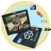 12.1 inch widescreen LCD and TV Tuner DVD Player