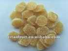 dried candied fruit-dehydrated ginger slices