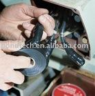 Black PVC Vinyl Electrical Tape(0.18mm*19mm*20M)