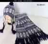 KS-063 Fashion Knitted Scarf