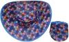 foldable cap hat