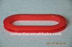 fashion box plastic handle