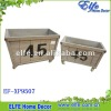 Garden Flower Box Wood Planter Boxes